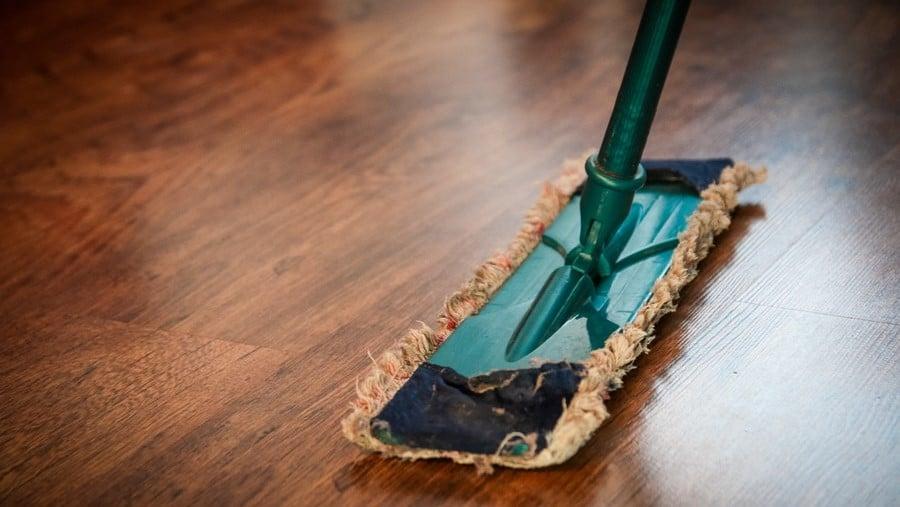 3 schoonmaaktips houten vloer