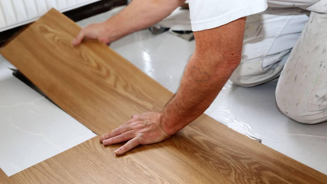 pvc vloer onderhoud